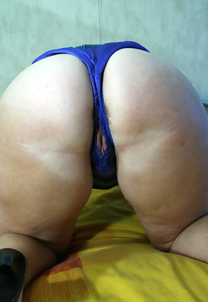Ass masturbates with for mature me huge consider, that