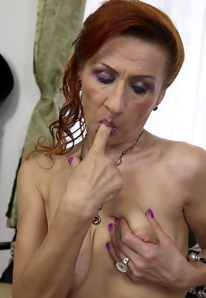 Mature pussy shaved wide open  Open Pussy Mature