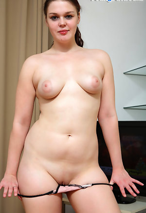 Naked chubby