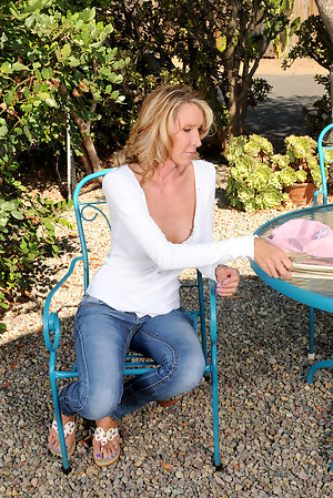 Outdoor Pictures Mature Porn Galleries At Spicy Older Women