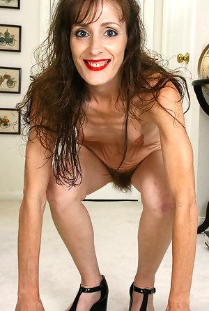 Hairy mature naked Hairy Mature
